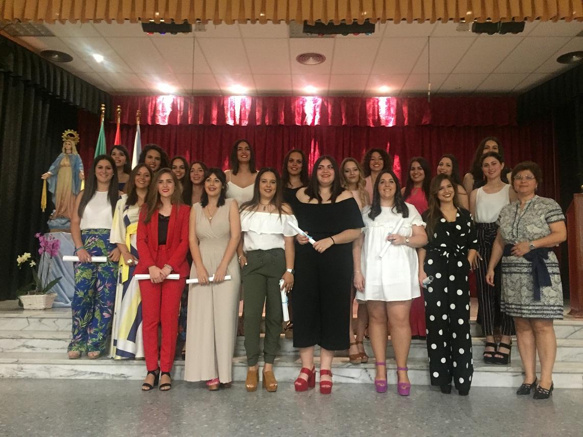 Graduación de los alumnos de CICLOS y 4º de ESO, curso 2017-18