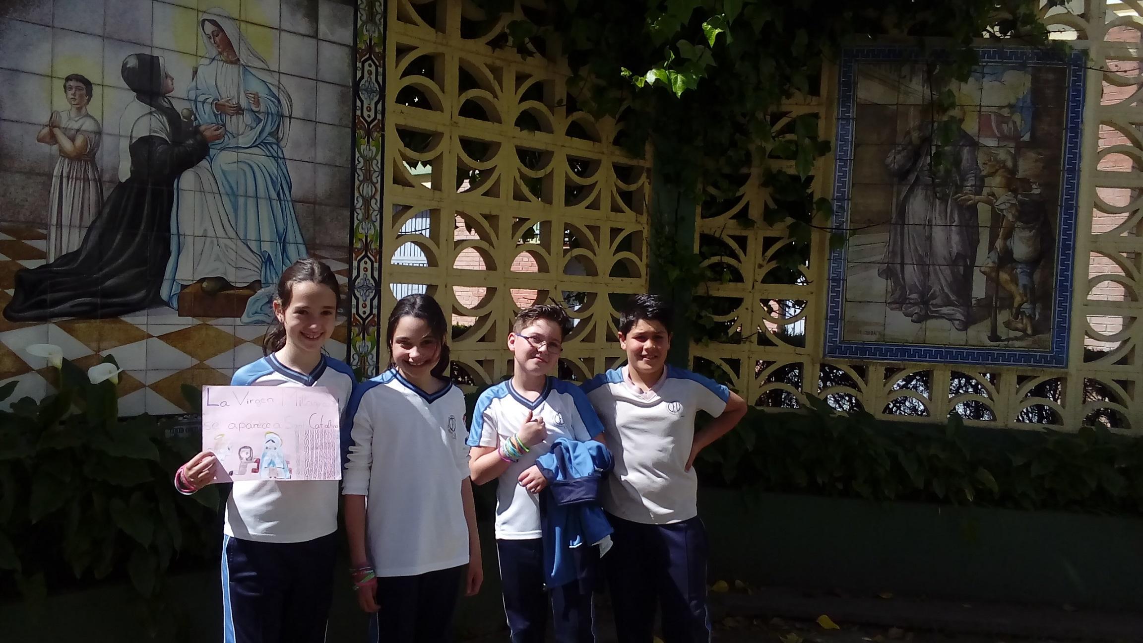 Ruta Vicenciana 3º ciclo Primaria