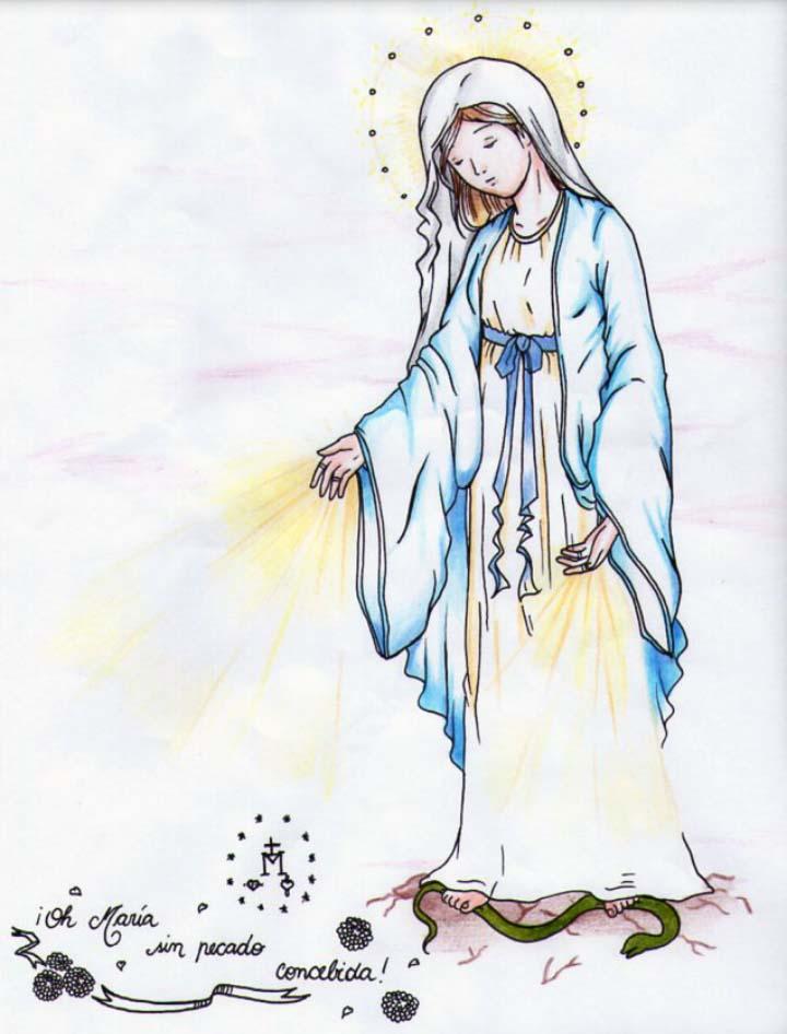 Eucaristía de Acción de Gracias a la Virgen Milagrosa