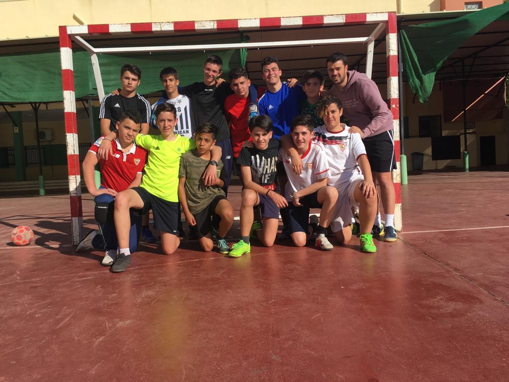 Nuevo equipo de fútbol sala