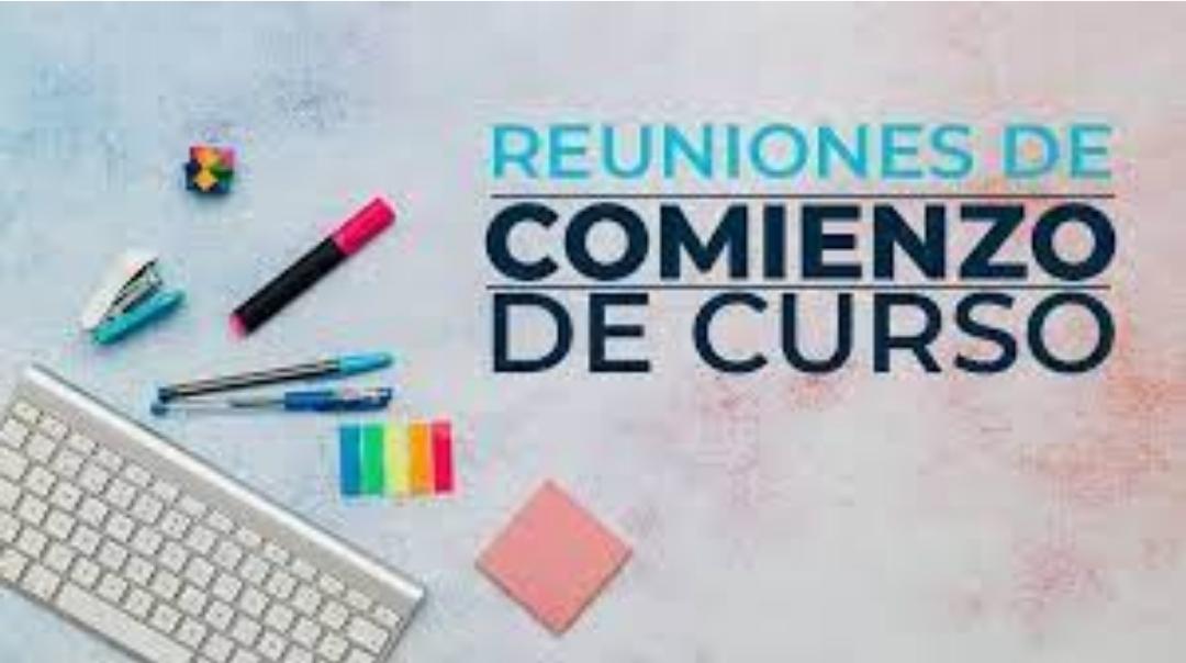 REUNIÓN PADRES INICIO CURSO PRIMARIA