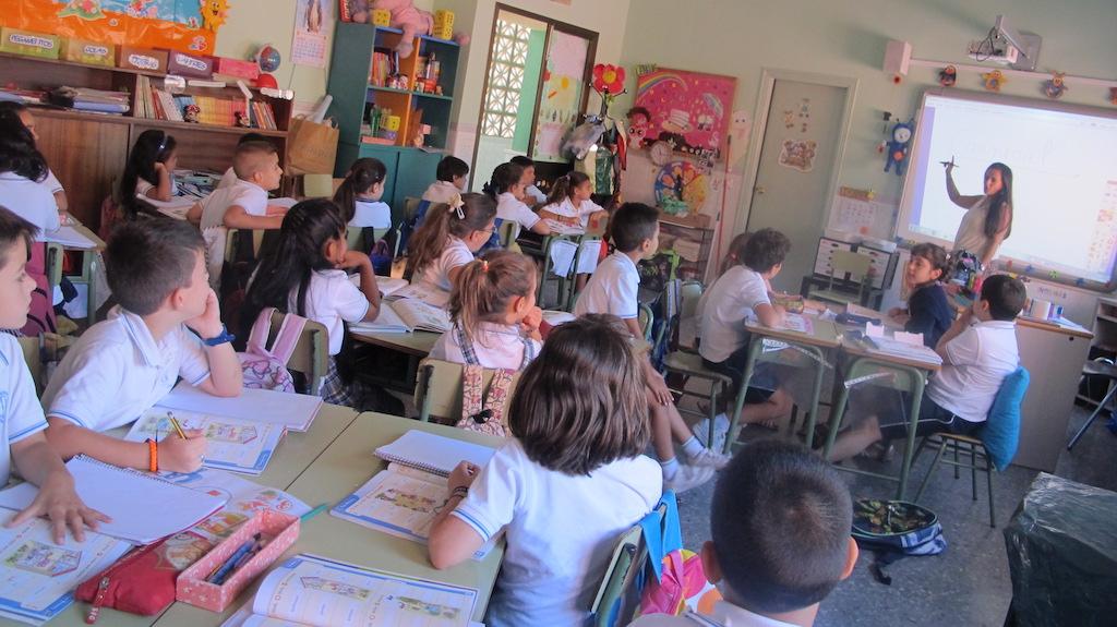 Comienza el periodo de escolarización 2020-21