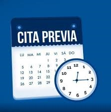 Nuevo sistema de cita previa online para Secretaría y Dirección.
